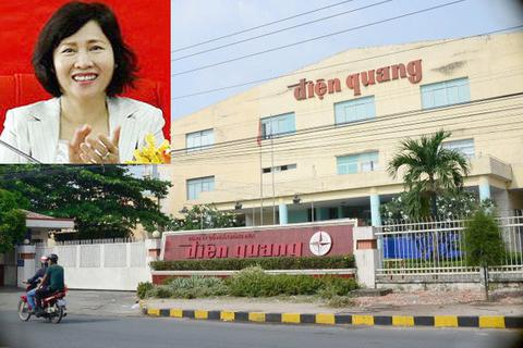 Cựu thứ trưởng Hồ Thị Kim Thoa có thể đã thu được hơn 38 tỷ đồng từ cổ phiếu Điện Quang