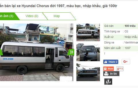 """Hơn 24.000 ô tô """"già nua"""" bị thu hồi, nhiều xe được rao bán rầm rộ"""