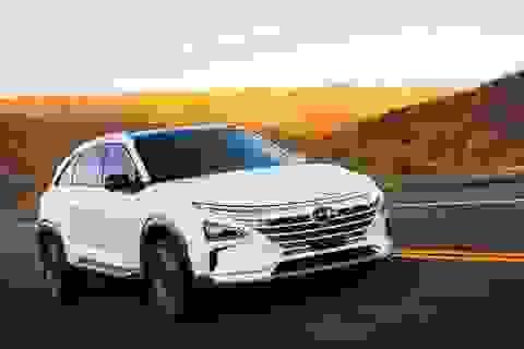Nexo FCV - Hội tụ đỉnh cao công nghệ của Hyundai