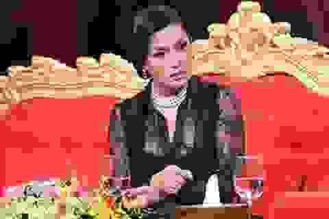"""Cindy Thái Tài: """"17 năm chuyển giới tôi không """"héo hon"""" như người ta đồn thổi"""""""