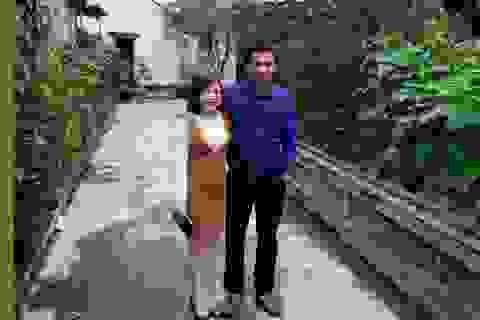 Vợ chồng hiếm muộn nắm tay nhau trên hành trình 11 năm tìm con
