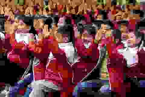 Thanh Hóa: Thêm 418 tủ sách đến với 29 trường học
