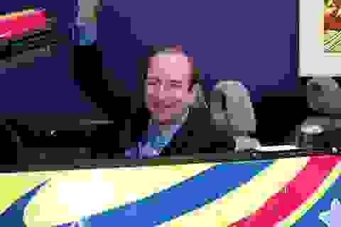 Ông chủ Amazon giàu nhất thế giới vẫn lái xe bình dân