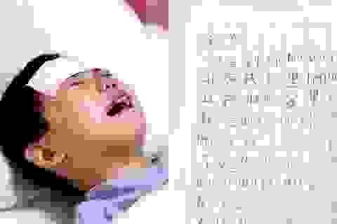"""Xúc động lá thư """"xin được chết"""" của bé gái Trung Quốc mắc bệnh nan y"""