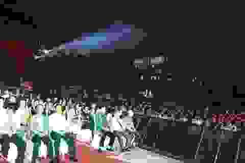 Đêm nhạc Làn sóng xanh 20 năm bất ngờ vắng bóng khán giả lẫn ca sĩ tên tuổi