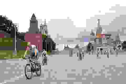 """Vẻ đẹp """"xuyên thế kỷ"""" của thủ đô Moscow"""