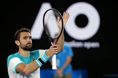 Australian Open: Nadal bỏ cuộc, Cilic vào bán kết