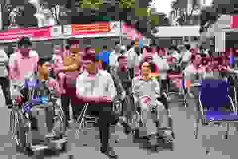 Người khuyết tật: Luôn mong muốn gia nhập thị trường lao động