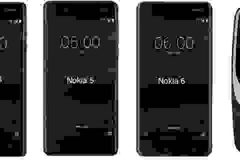 """Nokia tung loạt quà """"khủng"""" kéo khách mua smartphone"""