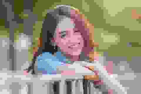 Nụ cười đẹp tựa nắng thu của nữ sinh Hà thành