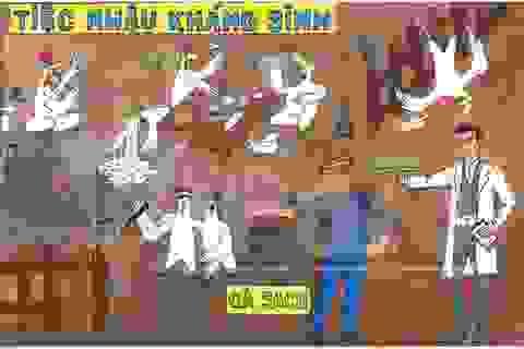 Phát hiện vi khuẩn lạ trên thịt tại Việt Nam