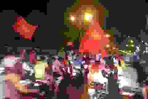 Đêm trắng sau chiến thắng lịch sử của U23 Việt Nam