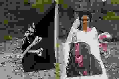 Không có vị hôn phu, người phụ nữ kết duyên với hồn ma cướp biển