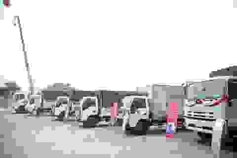 Khai trương đại lý xe thương mại Isuzu i-Trucks Trung Sơn tại Quảng Trị