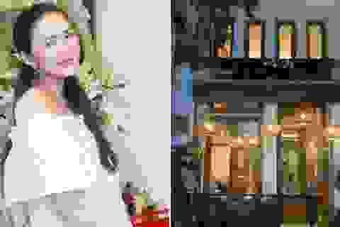 Nhà 45 tỷ giữa lòng Sài Gòn của Phan Như Thảo và chồng đại gia