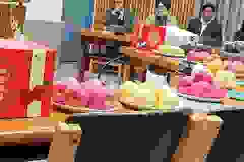 Ấn Độ: Lo sợ nhiễm loại hóa chất độc hại, cấm cửa táo Trung Quốc