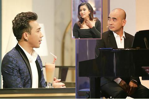 Trấn Thành dò hỏi Đức Trí về tình tin đồn với Phương Vy Idol