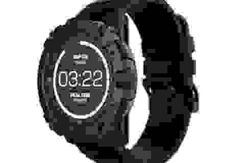 Độc đáo chiếc smartwatch không cần dùng pin trình làng tại CES 2018