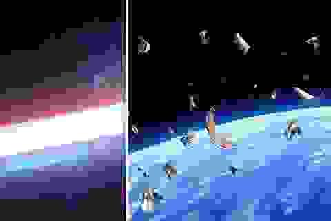 Trung Quốc đề xuất sử dụng súng laser khổng lồ dọn dẹp rác không gian