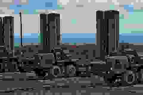 """Nga điều thêm """"Rồng lửa"""" S-400 tới Syria"""