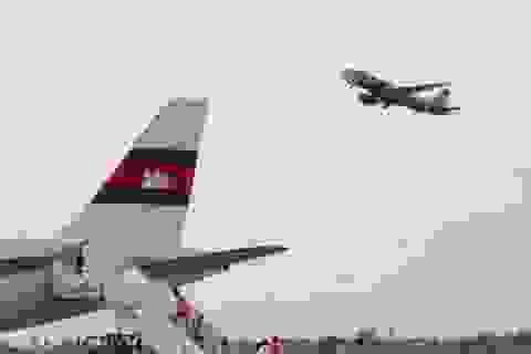 Campuchia tính xây sân bay lớn hơn sân bay quốc tế Bắc Kinh