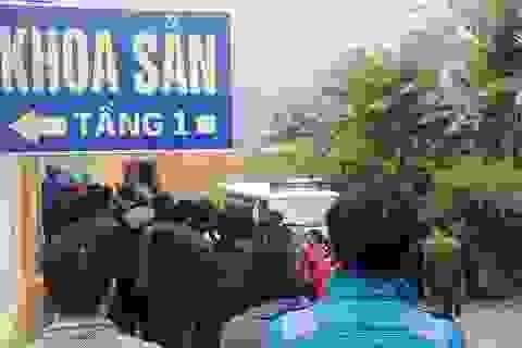 Thai phụ tử vong trong lúc chờ sinh ở bệnh viện tuyến huyện