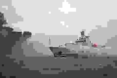 Tìm thấy thi thể trên tàu dầu Iran va chạm tàu Trung Quốc