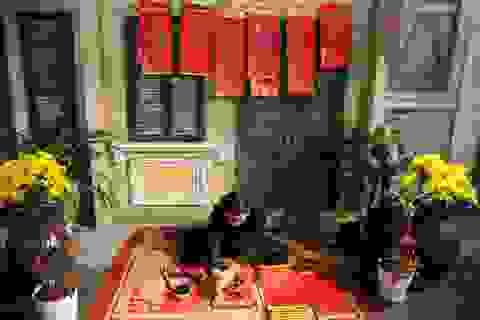 Tái hiện các phong tục Tết xưa tại Hoàng Thành Thăng Long