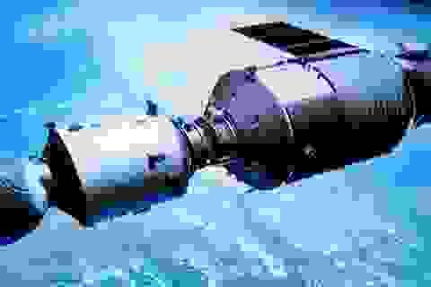 Trạm không gian Thiên Cung 1 rơi xuống Trái Đất không nằm ngoài kiểm soát
