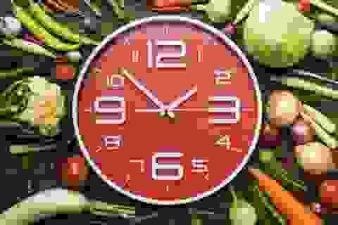 Ăn đúng giờ có thể cải thiện bệnh thoái hóa thần kinh