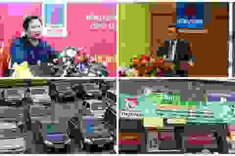 Vạn người lo thuế thu nhập; nhà Trịnh Xuân Thanh nộp 2 tỷ đồng khắc phục hậu quả