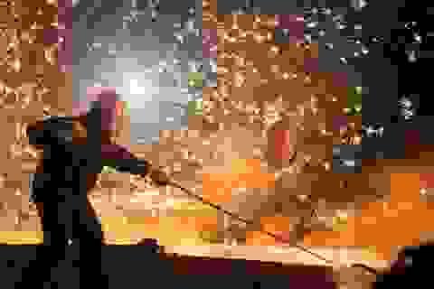 Trung Quốc thề không xây thêm nhà máy thép trong năm nay