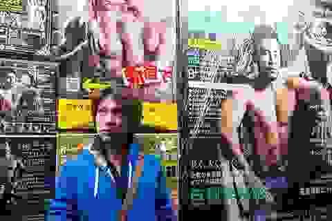 """Góc khuất """"nghề… giải khuây"""" ở thủ đô Tokyo, Nhật Bản"""