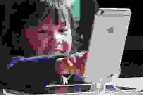 Cổ đông Apple lo ngại iPhone sẽ gây nghiện cho trẻ em