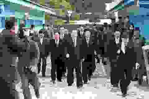 """""""Món quà vô giá"""" của Triều Tiên trong cuộc gặp lịch sử với Hàn Quốc"""