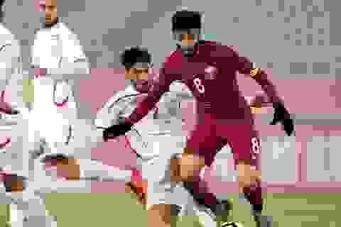 U23 Qatar mạnh hơn hay yếu hơn U23 Iraq?