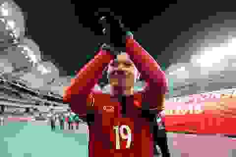 """Người hùng Quang Hải: """"Tôi quá hạnh phúc khi chiến thắng Australia"""""""