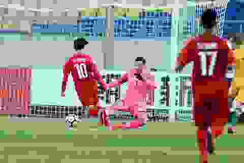 Đánh giá thấp U23 Việt Nam, U23 Australia phải trả giá đắt