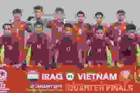 Hé lộ đội hình chính của U23 Việt Nam đấu U23 Qatar
