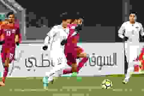 Tuyển thủ U23 Việt Nam vẫn chưa chắc đá chính trận ở trận Siêu Cup quốc gia