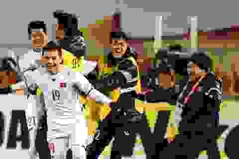 Dấu ấn của các lò đào tạo trẻ trong kỳ tích của U23 Việt Nam