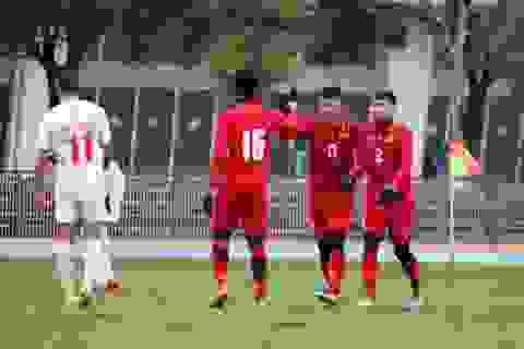 Hà Đức Chinh có chiếm được suất đá chính ở U23 Việt Nam?