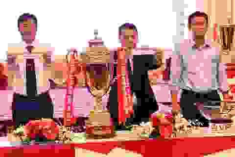V-League 2018 khai mạc vào ngày 10/3