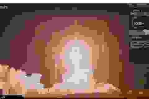 Mỹ để mất vệ tinh bí mật vừa phóng lên không gian
