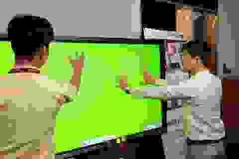 ViewSonic tung loạt giải pháp màn hình chiếu mới tại Việt Nam