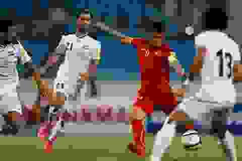 Iraq là khắc tinh của bóng đá Việt Nam