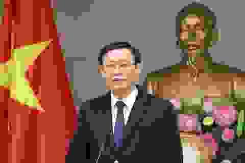 Phó Thủ tướng chỉ đạo kiểm điểm tại Bộ GTVT và tỉnh Thanh Hoá