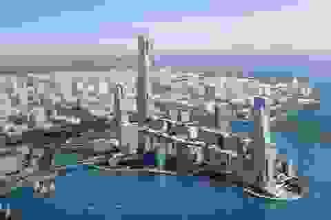 """Saudi Arabia đổ """"núi tiền"""" xây dựng siêu thành phố"""