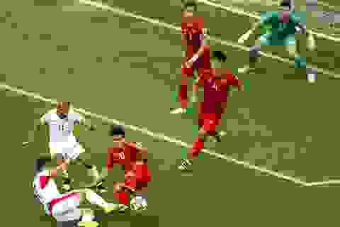 Cựu tuyển thủ Pháp nhắn tin khích lệ Quang Hải trước trận gặp Nhật Bản