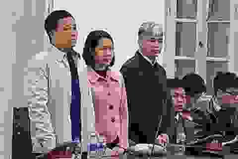 Cựu Tổng giám đốc – Tử tù Nguyễn Xuân Sơn tóc bạc trắng tiếp tục hầu toà